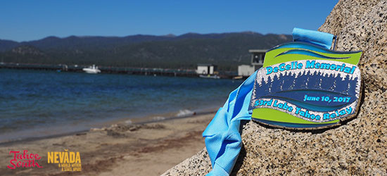 Vote For Your Favorite Lake Tahoe Relay Logo!