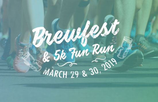 2nd Annual Spring Loaded Brewfest & 5K Fun Run