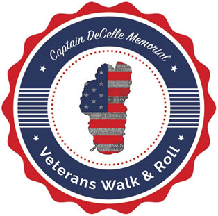 DeCelle Memorial Veterans Walk and Roll