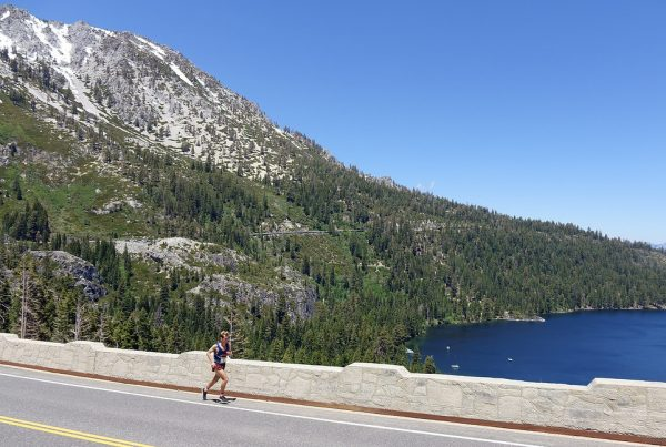 Lake Tahoe Relay Emerald Bay
