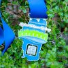 55th annual DeCelle Memorial Lake Tahoe Relay medal