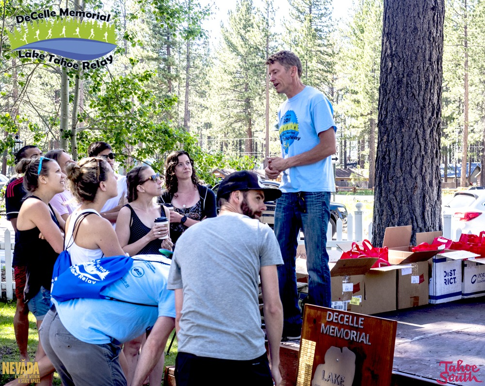 volunteer run lake tahoe relay