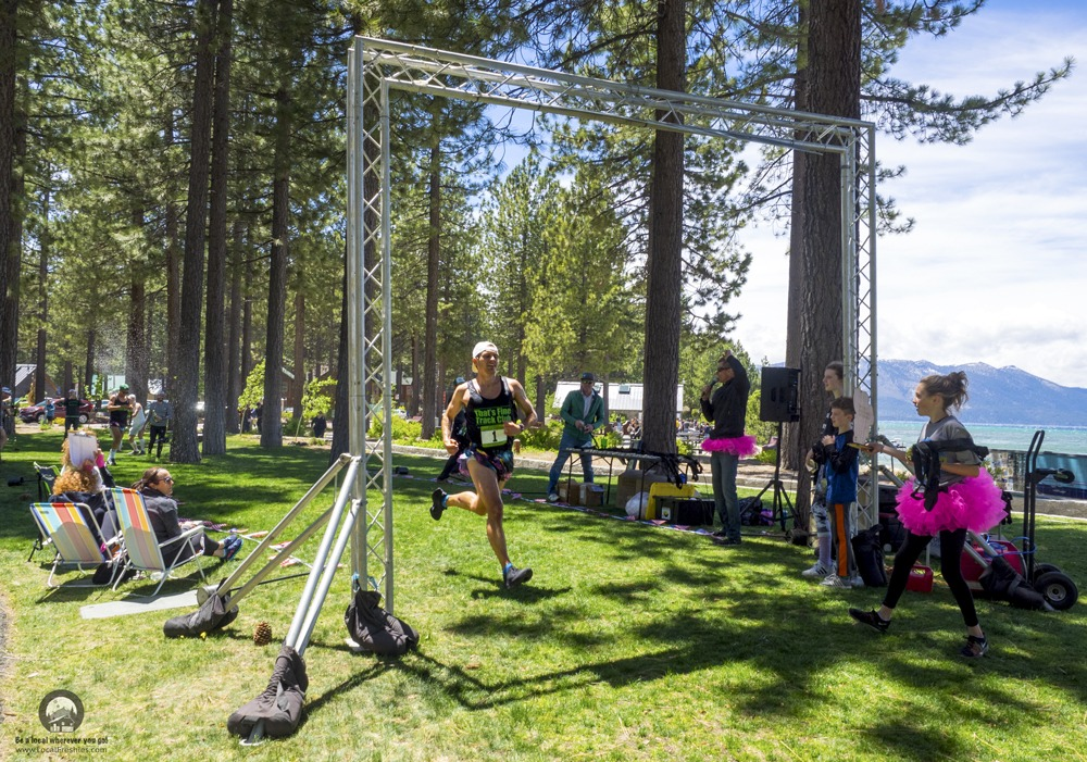 Lake Tahoe Relay & The Olympics