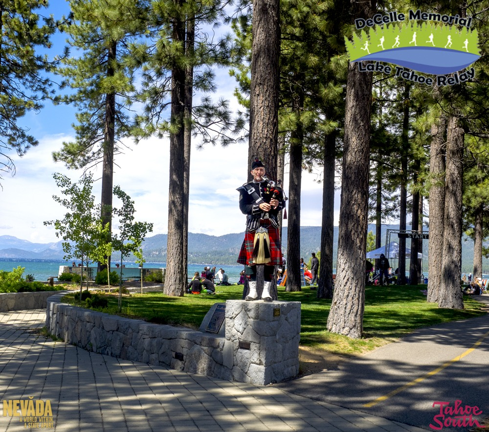 THE Tahoe Bagpiper For Hire – 4,881 miles!