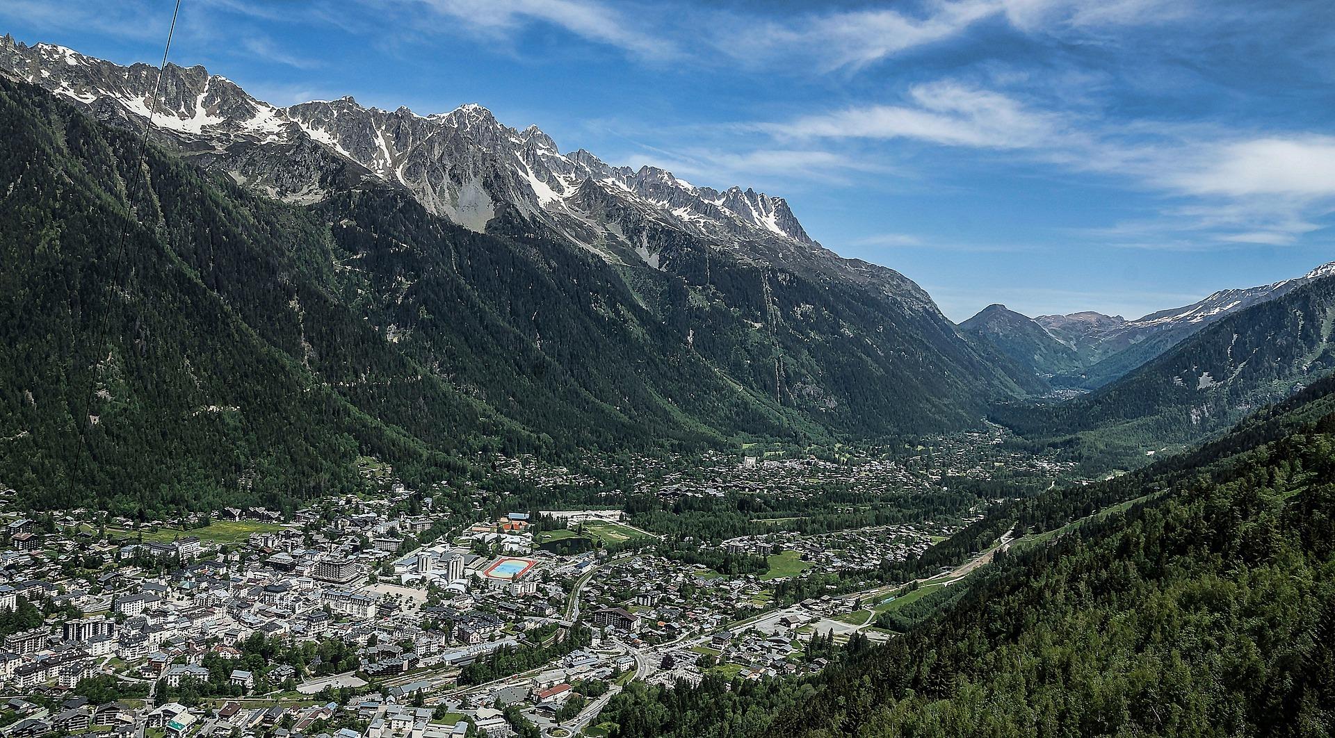 Lake Tahoe To The Mont Blanc Marathon