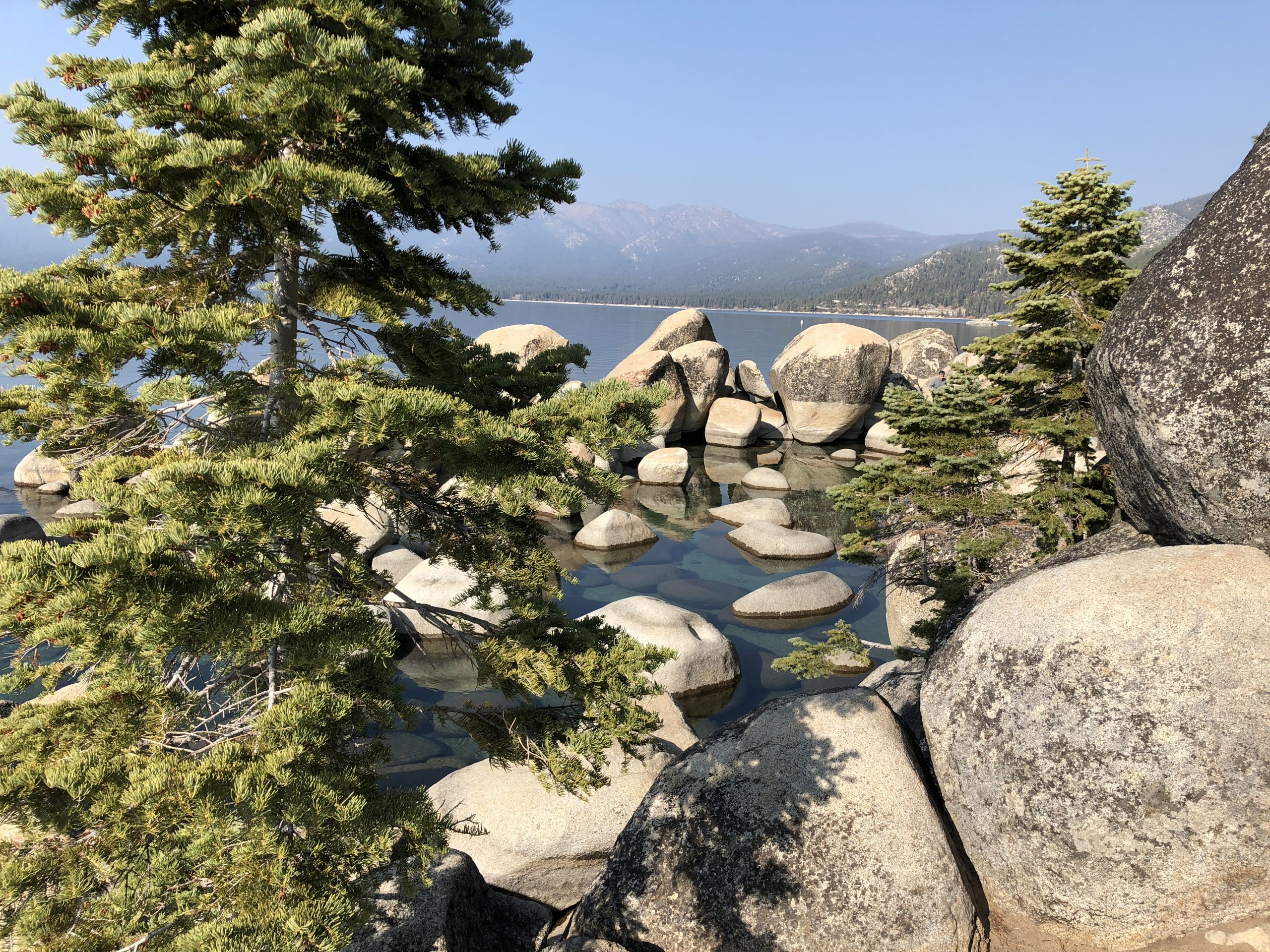 Sand Harbor Tahoe